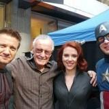 La despedida de los Vengadores a Stan Lee
