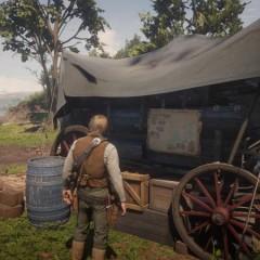 Cómo desbloquear el viaje rápido en Red Dead Redemption 2
