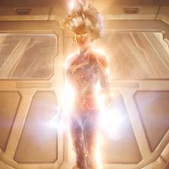 Capitana Marvel y sus momentos autoconscientes