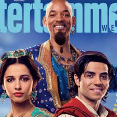 Disney: primer vistazo a Aladdin, Jasmine y El Genio