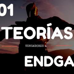 1001 teorías de Vengadores 4: Endgame