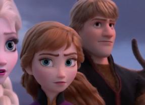 ¡Disney estrena primer tráiler de Frozen 2!