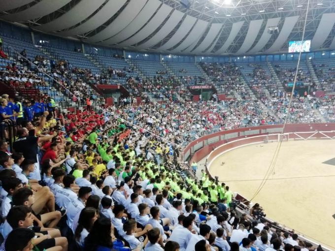 Donosti Cup Calendario Partidos.Kirolak Inauguracion Donosti Cup 2018 Futbol