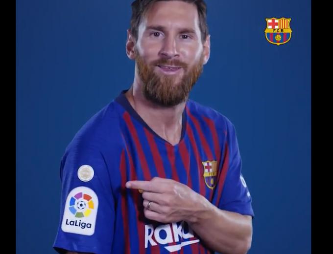 ultima remera del barcelona