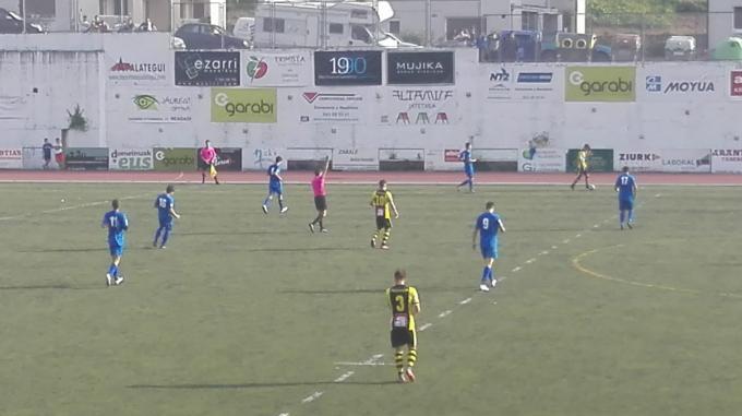 Futbol | Analisis Primera Jornada en Grupo Cuarto de Tercera ...