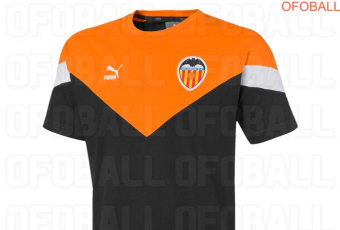 Camiseta del Valencia 2019 2020 | Pistas sobre los diseños