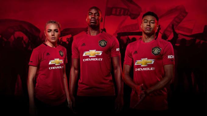 Camisa Do Manchester United 2019 Verde