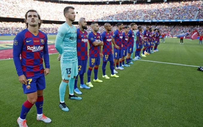HD限定 Fc Barcelona - ざばねがも