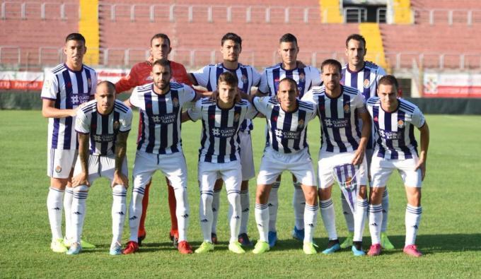 Once Inicial Y Titular Alineacion Del Real Valladolid 2019 2020