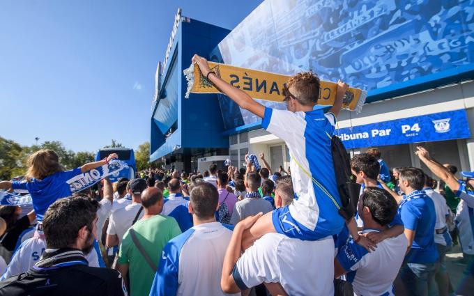El Leganés subvencionará con 10 euros las entradas contra el Getafe