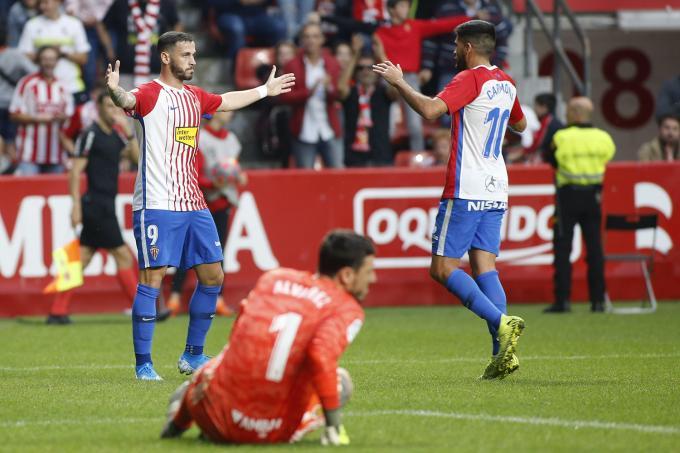 Alineaciones Probables Real Zaragoza Sporting Laliga Smartbank