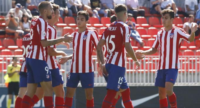 UD Ibiza 1 - 2 Atleti B: Los rojiblancos se llevan el tesoro de la isla, por @antonturan 2