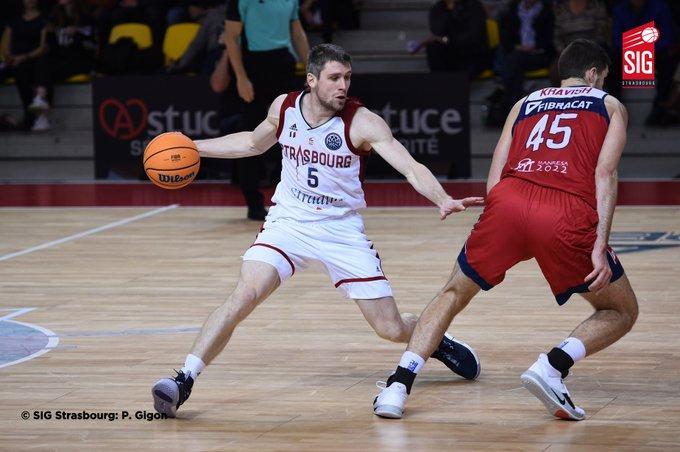 El escolta belga Quentin Serron abandona el Bilbao Basket