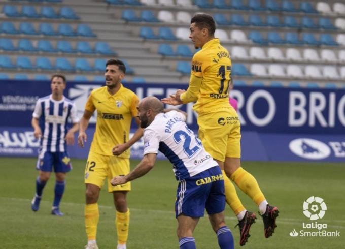 Yanis y Chavarría apuntan de nuevo al once inicial (Foto: LaLiga).