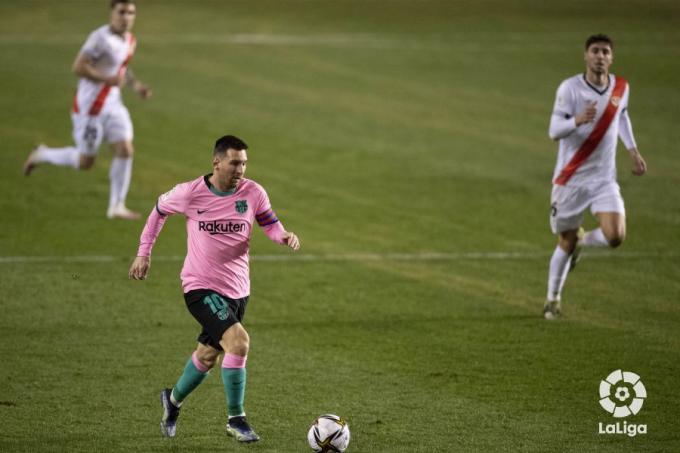De Jong es un Rayo para la Copa: el resumen del Rayo-Barcelona