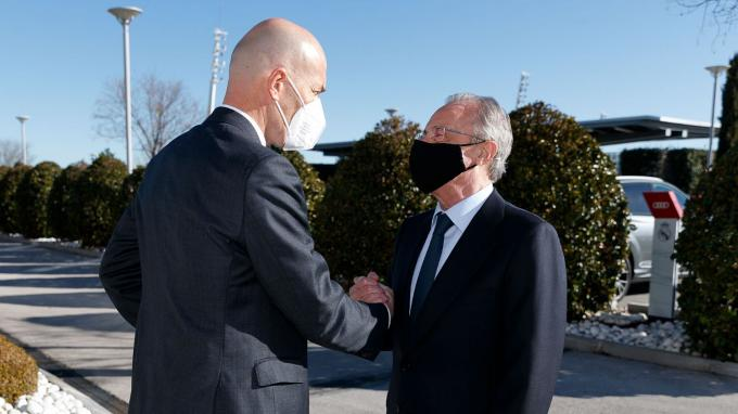 La última hora del Atalanta-Real Madrid que marca a Florentino y Zidane: ¡46 millones de euros!