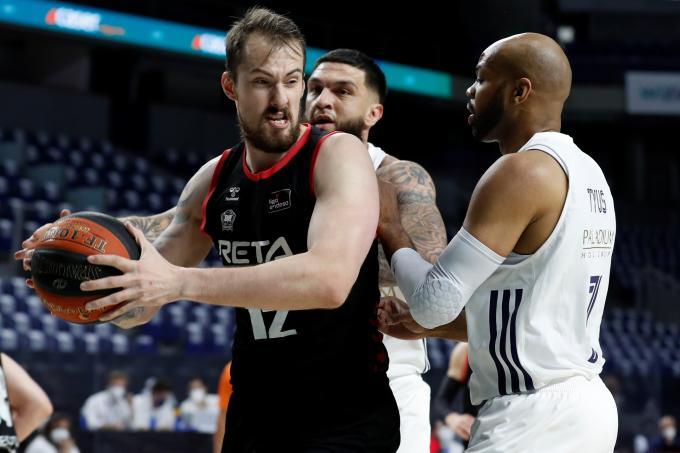 El Bilbao Basket se juega la permanencia a una bala en Miribilla