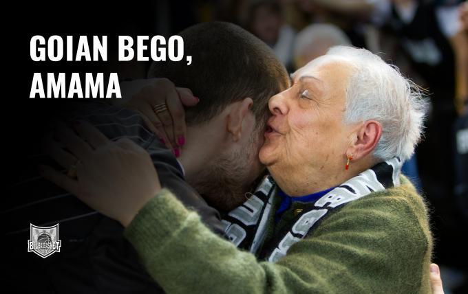 Fallece Manoli, la amama del Bilbao Basket