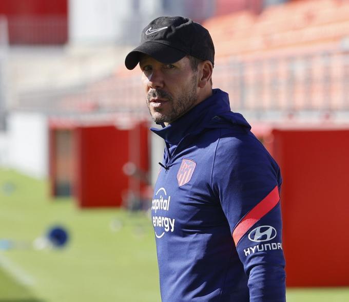 Simeone tiene otros dos lesionados y encuentra el gran problema del Atlético de Madrid