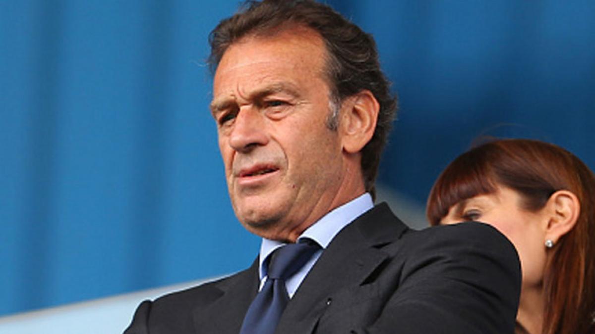 Coronavirus: El presidente del Brescia amenaza con retirarse si ...